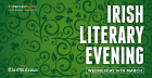 Irish Literary Evening at The Old Crown #StPatricksWeekOC
