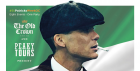The Real Peaky Blinders - Was there an Irish connection? - SOLD OUT