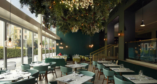 The Lampery London Restaurant Bar Review