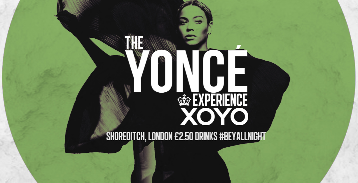 The Yoncé Experience March - #BeyAllNight