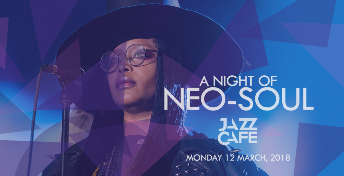A Night of Neo-Soul | Camden, London Live Music Reviews