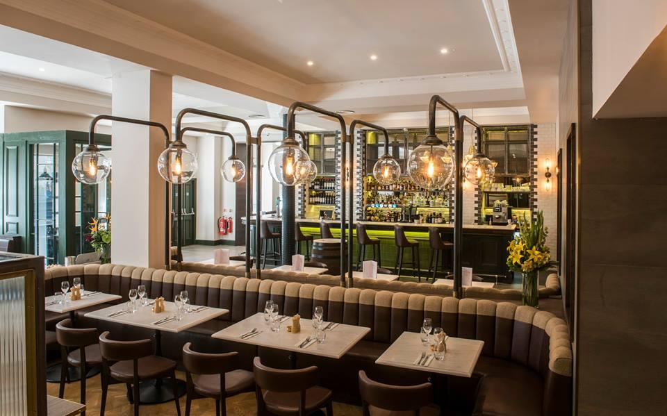 Ardnamurchan restaurant bar glasgow