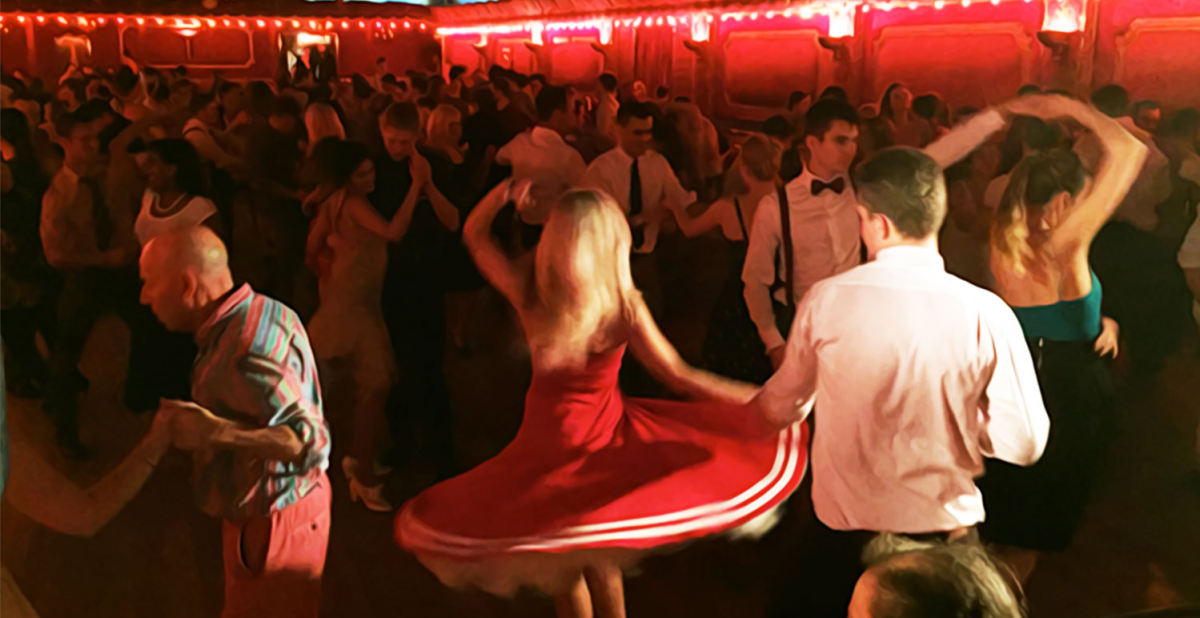 Jive Party @ The Rivoli Ballroom