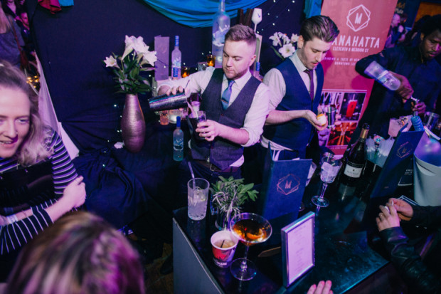 Cocktails in the City Leeds 2018
