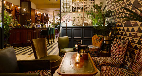 Hoxley and Porter London Restaurant Review