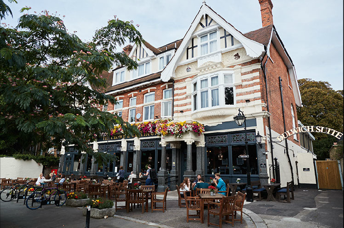 The Crown and Greyhound