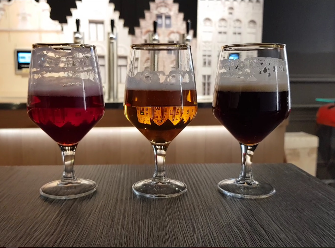 The self-pour Belgian beer pop-up