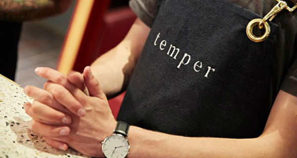 temper Covent Garden Third temper restaurant will serve cured-meat pizzas and vermouth in Covent Garden