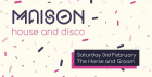 Maison launch party meets Evening with Miché