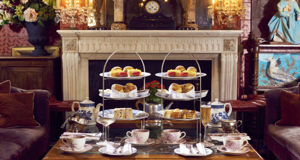 Zetter Townhouse Afternoon tea review