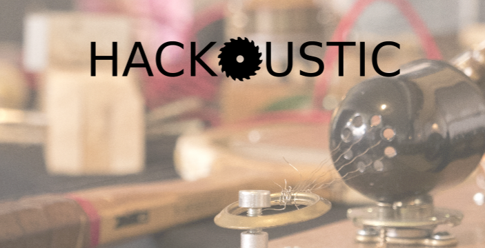 Hackoustic Intro to DIY Instrument making Workshop