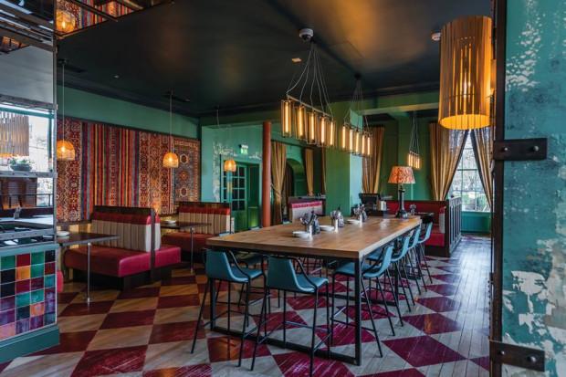 Baba Edinburgh Edinburgh Restaurant Reviews Designmynight
