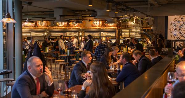 Broadleaf Restaurant Bar Review