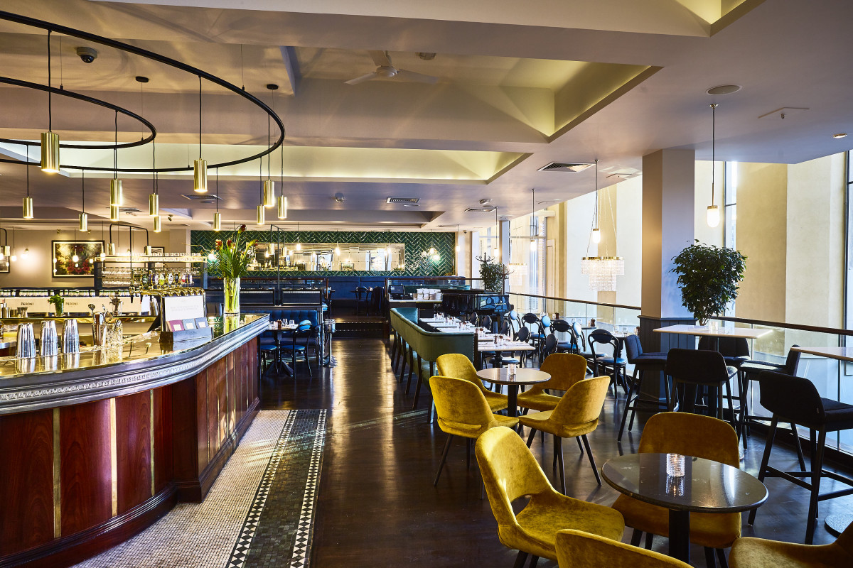 Browns glasgow merchant city bar reviews