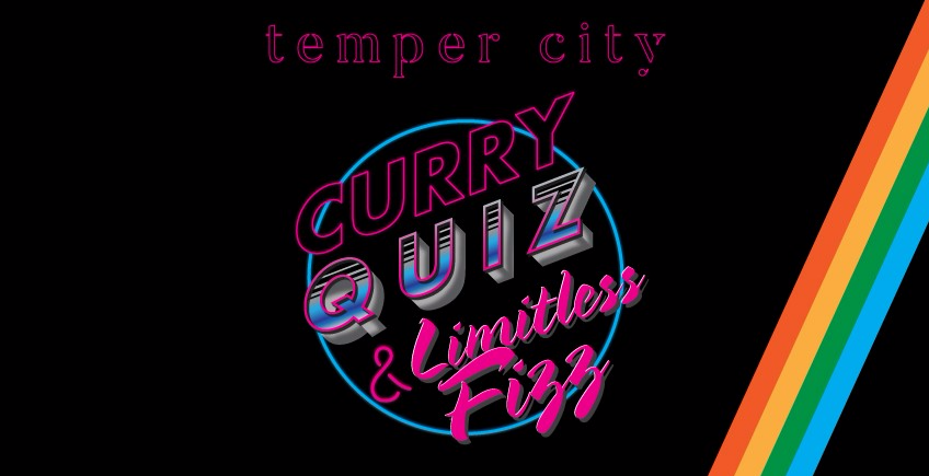 Curry, Quiz & Limitless Fizz