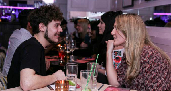 Speed Dating Alternative Londen dating een 27-jarige man