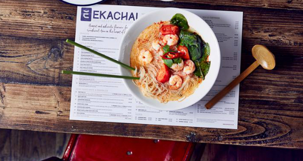Ekachai London Restaurant Review