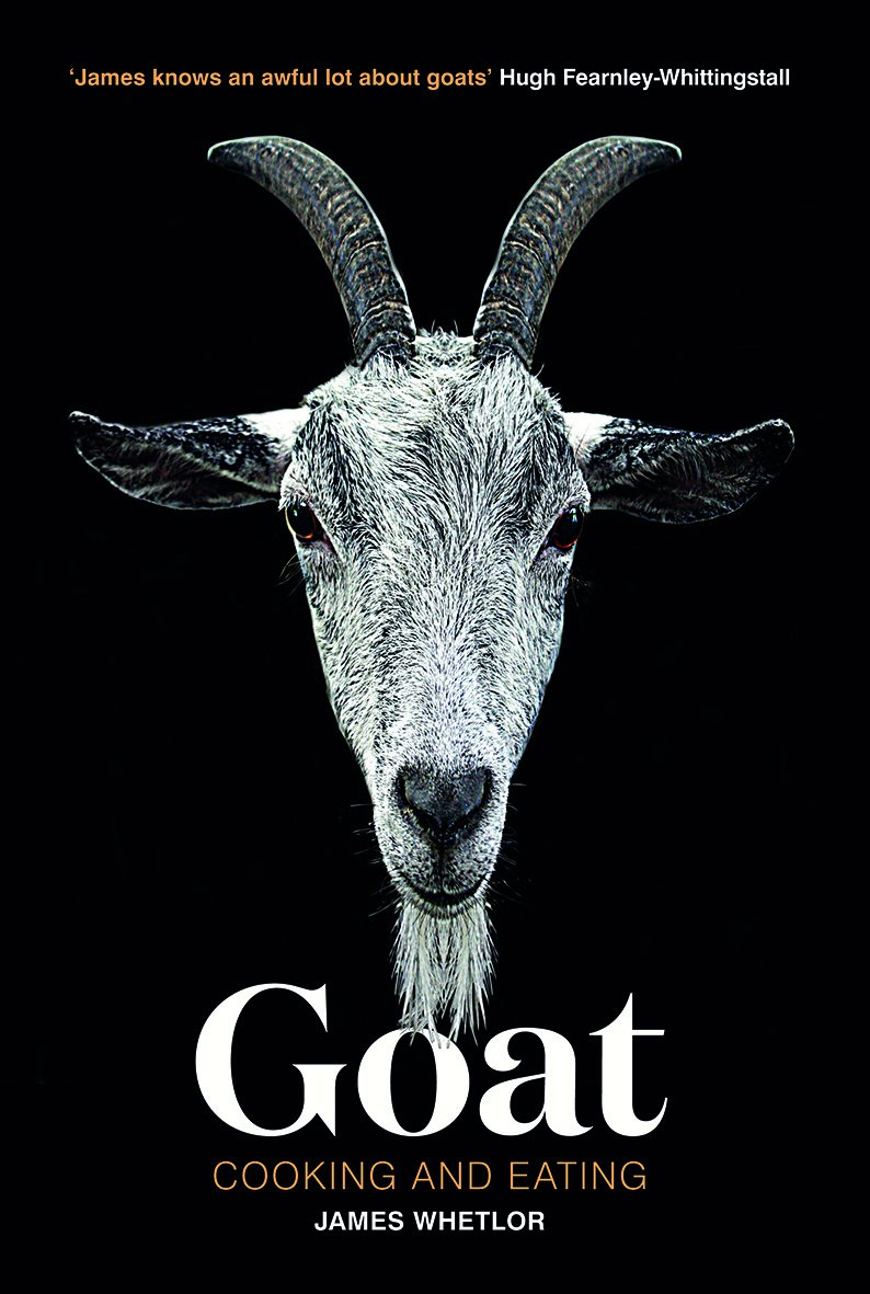Cookbook Club No.3 'Goat'