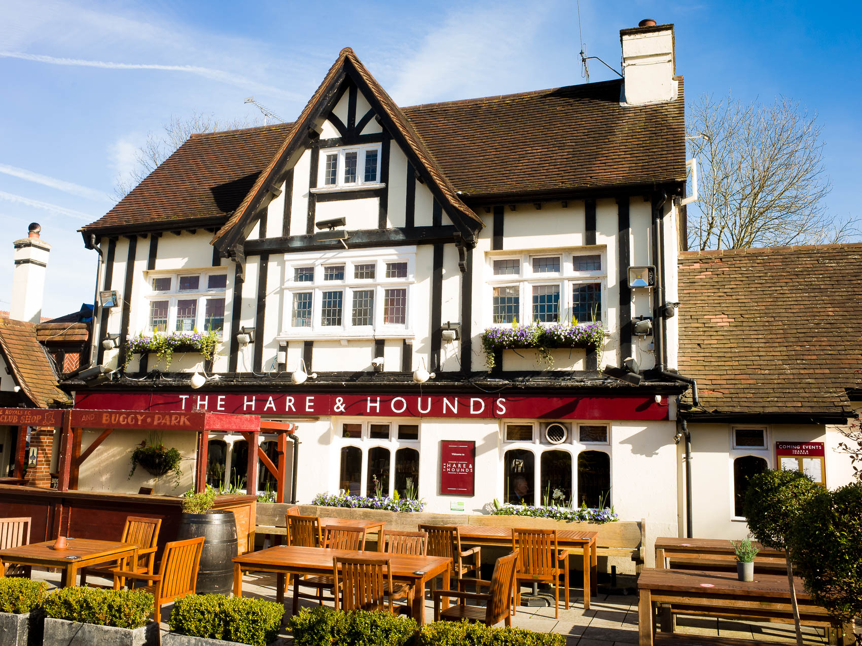 The Hare and Hounds Claygate