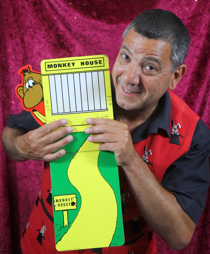 Family Easter Bank Holiday Comedy Magic Show 1.30 - 2.30pm