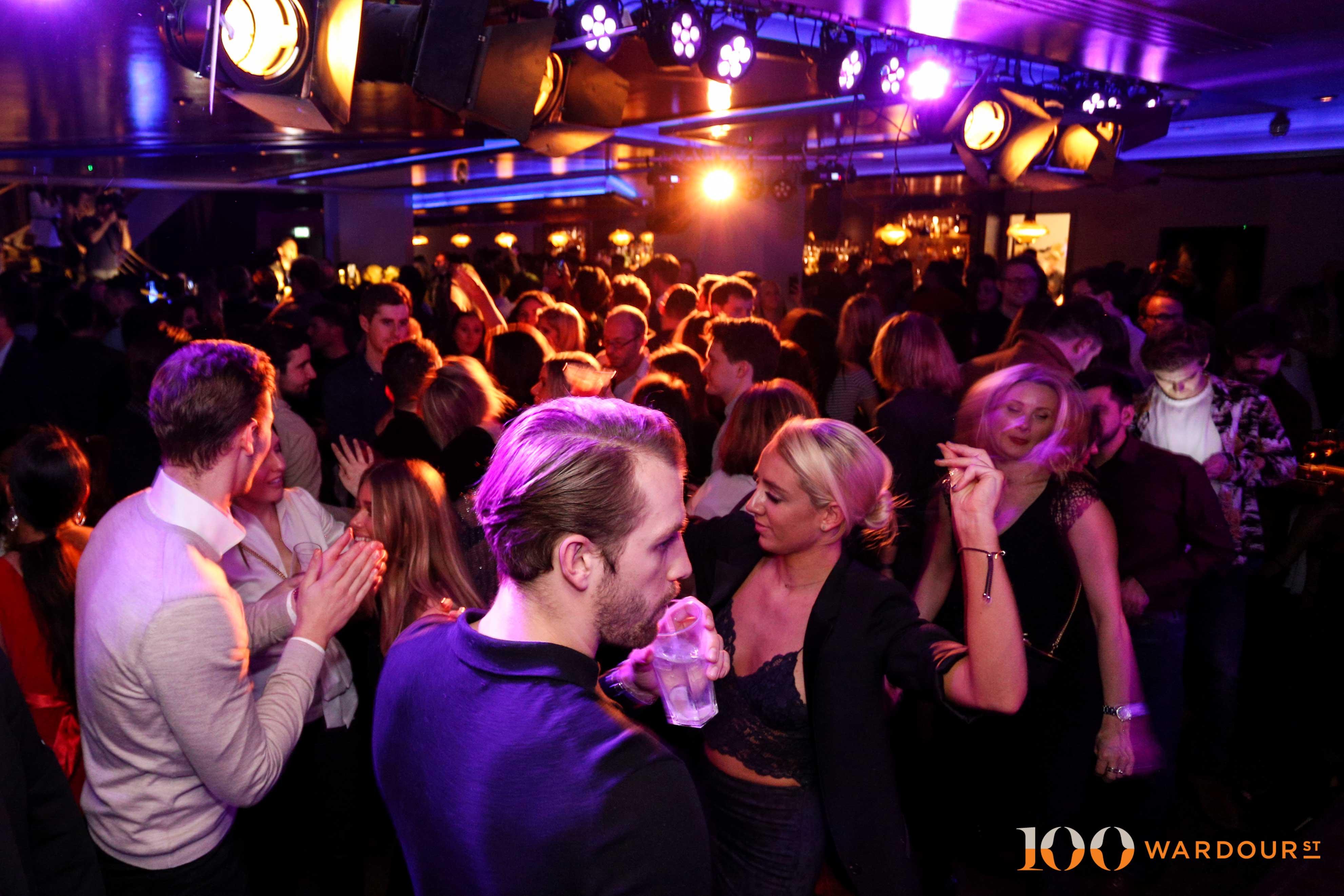 Soho After Dark: Speakeasy and DJ Per Pedersen   Soho