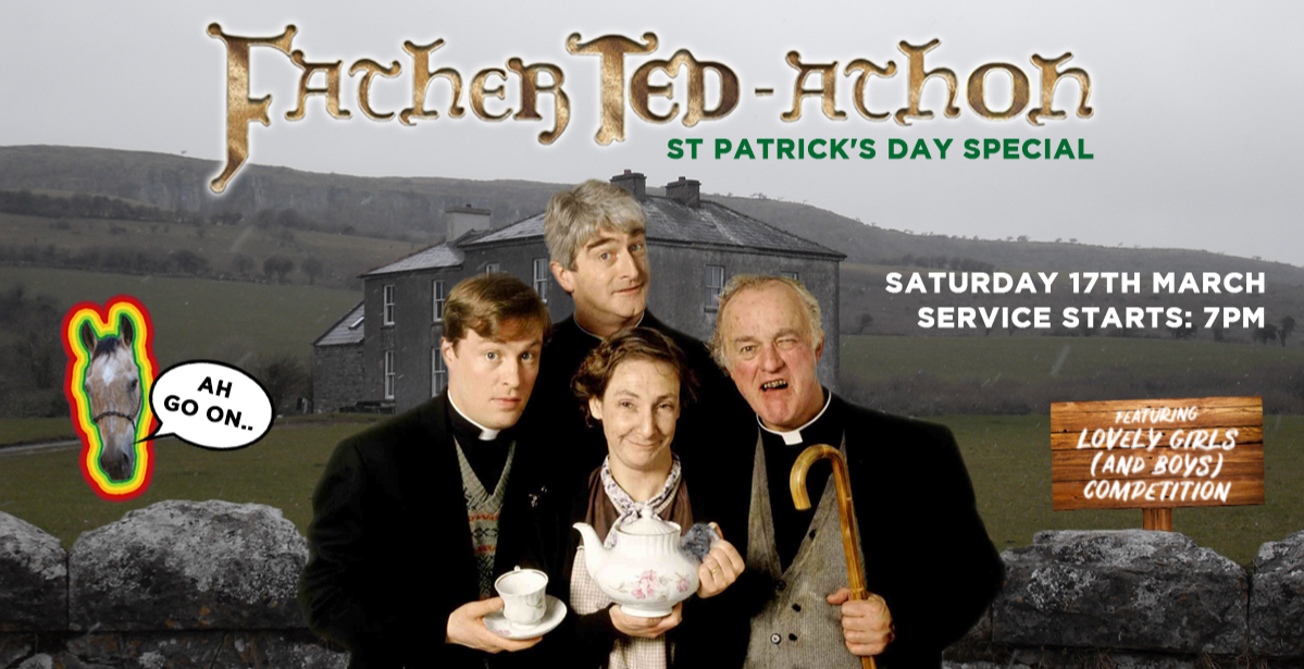 Father Ted-athon: St Patrick's Day Special