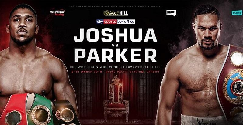 Parker Vs Joshua