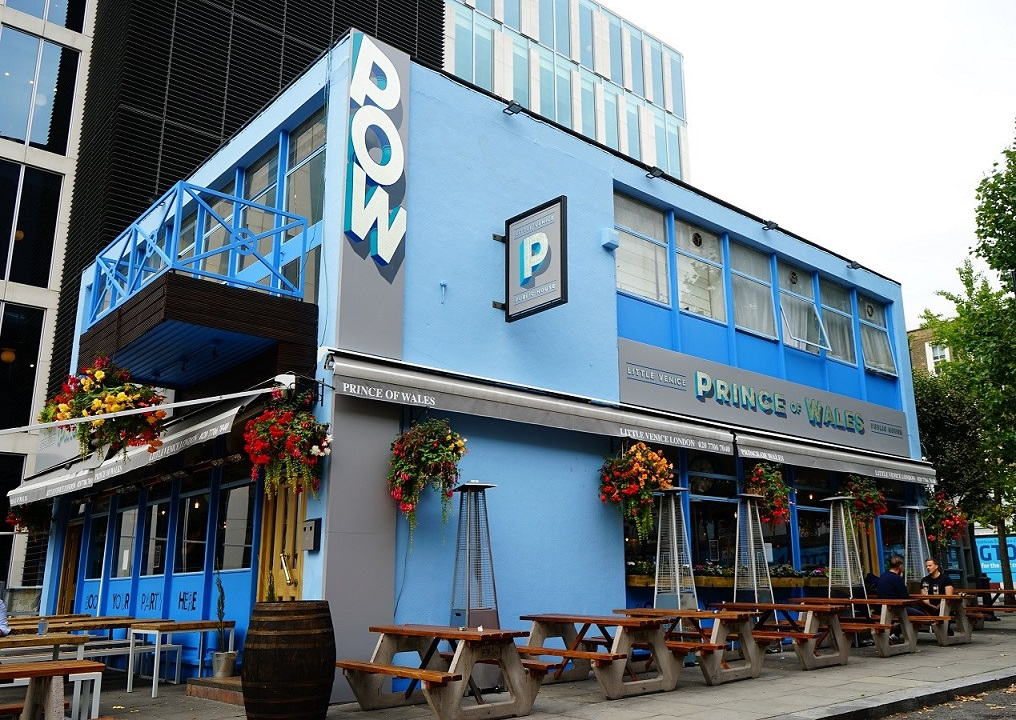 Great Restaurants Near Paddington Station