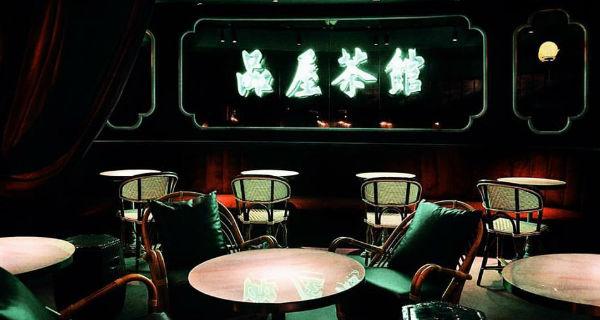 Hong Kong brunch Tea Room at Bun House London