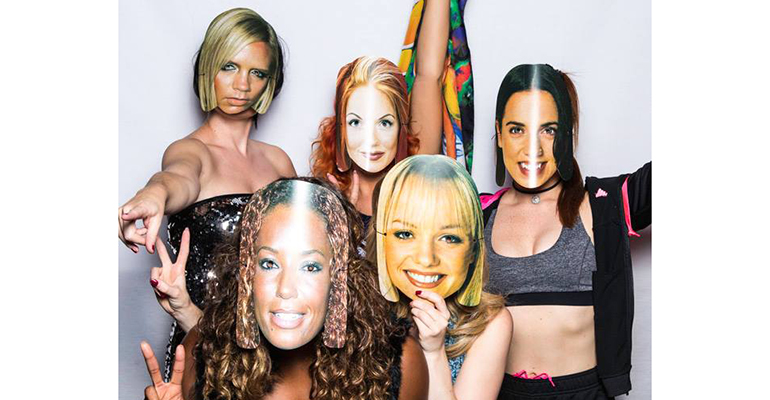 SPICE UP YOUR BRUNCH - SPICE GIRLS BRUNCH PARTY