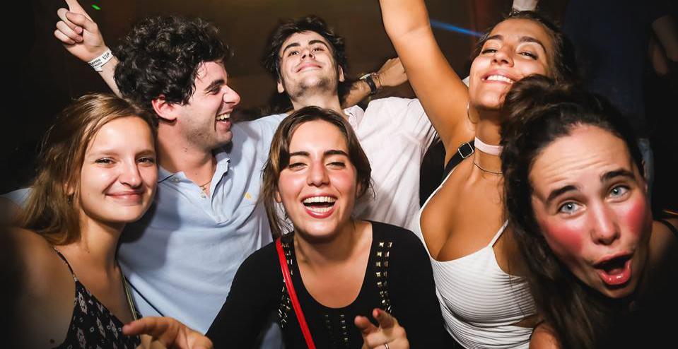 Dating mixers london