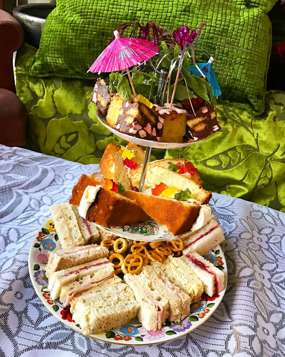 Little Nan's Afternoon Tea (With or Without Cocktails!)