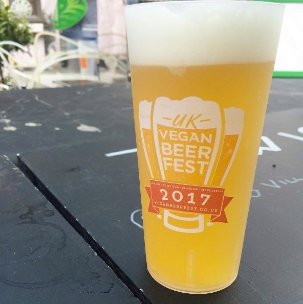 Glasgow Vegan Beer Fest