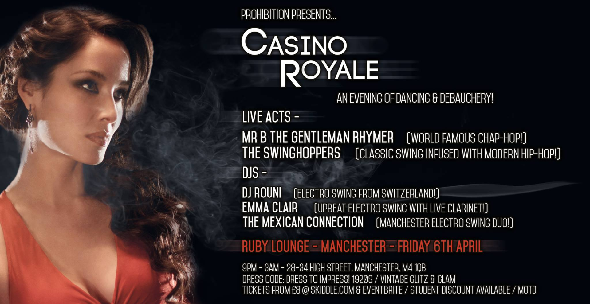 Prohibition: Casino Royale