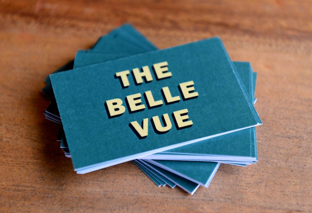 The Belle Vue
