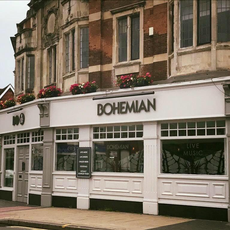 Bohemian Bar And Kitchen Moseley