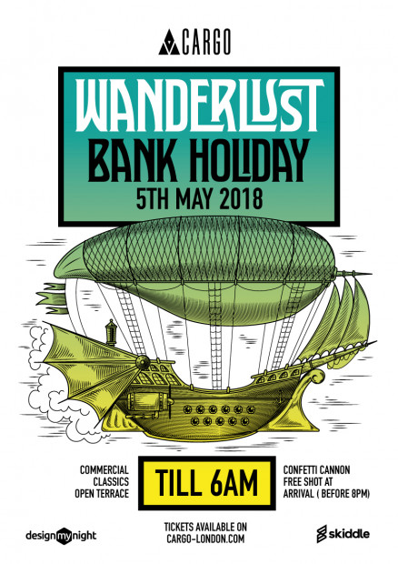 Wanderlust: Bank Holiday
