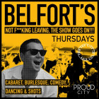 BELFORT'S - For the City, in the City