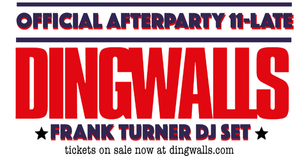 Frank Turner Afterparty