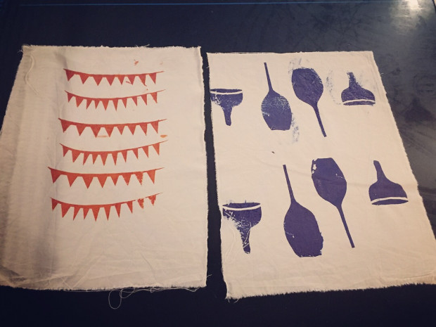 Screen Printing Workshop at Peckham Springs
