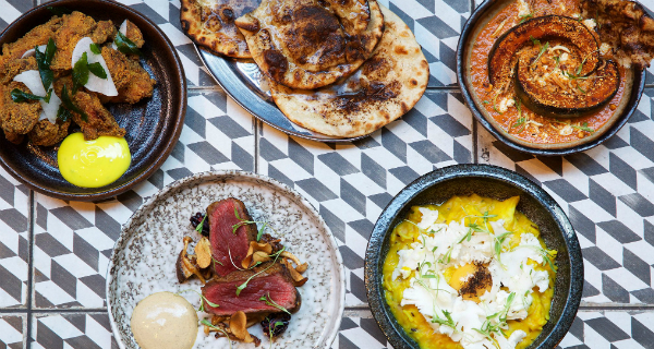 Kricket Indian-inspired restaurant Kricket finally returning to Brixton with new permanent site