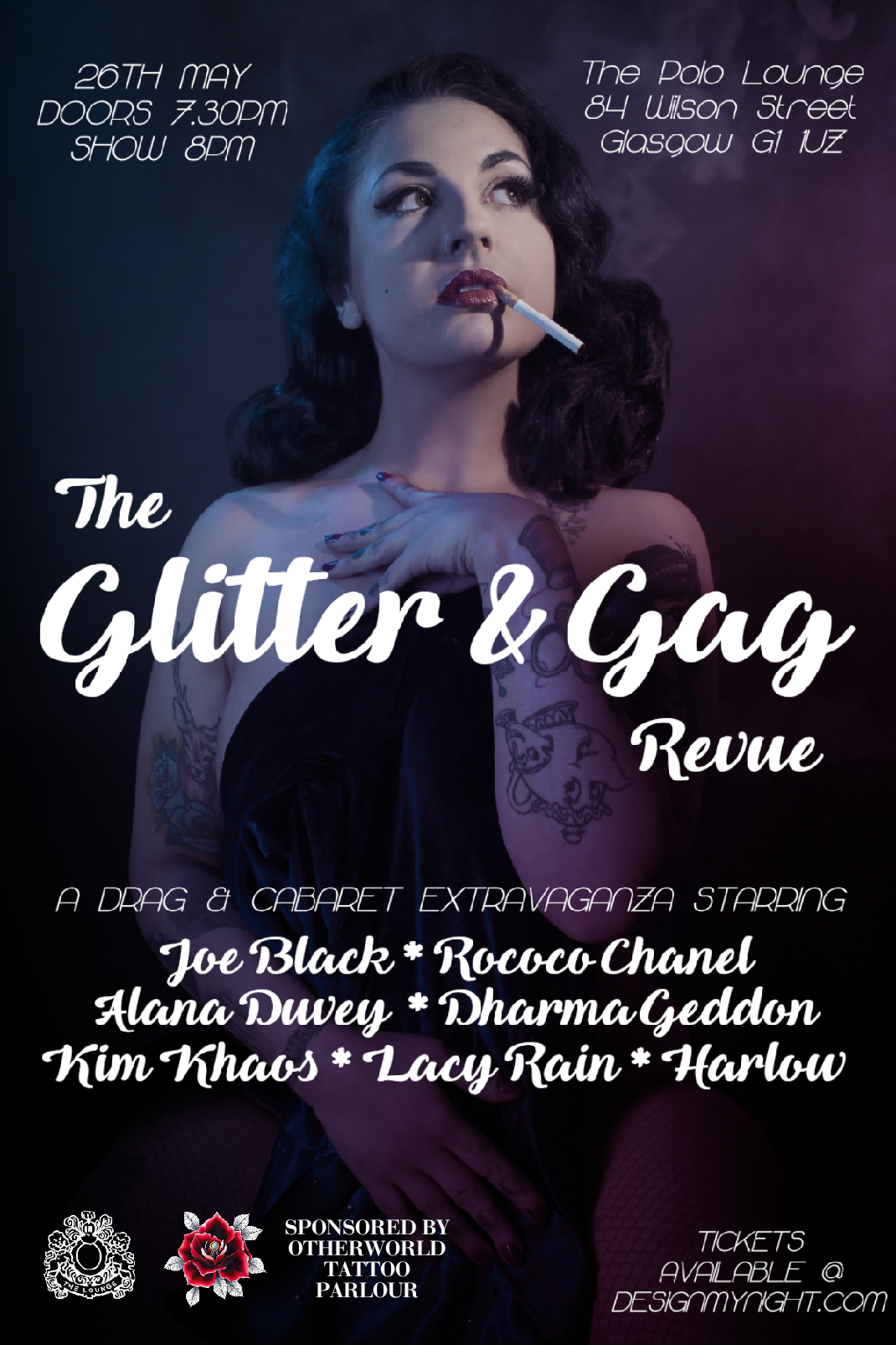 The Glitter & Gag Revue