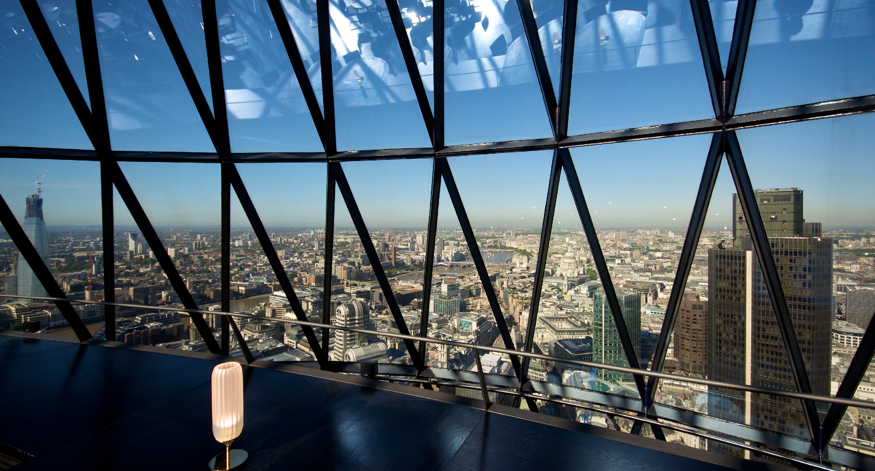 Sweet Sundays at the Gherkin