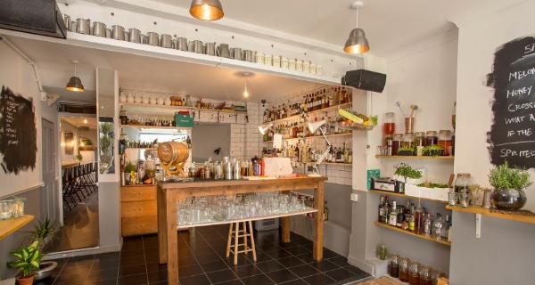 Shrub and Shutter London Bar Reviews