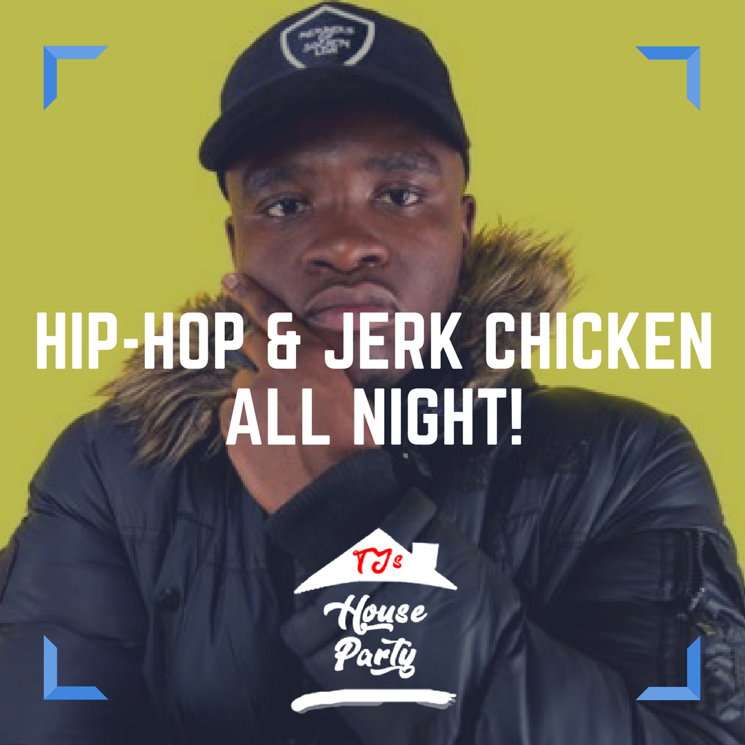 TJ's Hip-Hop & Jerk Chicken Party