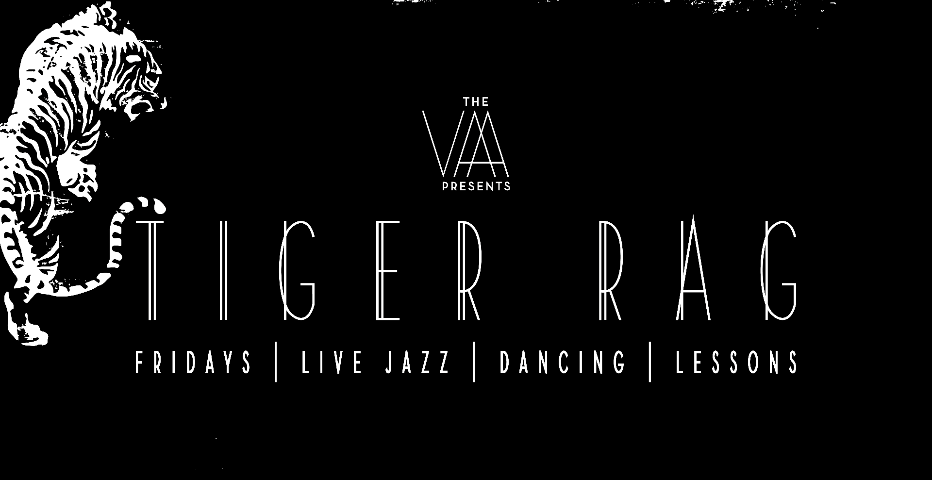 Tiger Rag Fridays- weekly live jazz and swing dancing!