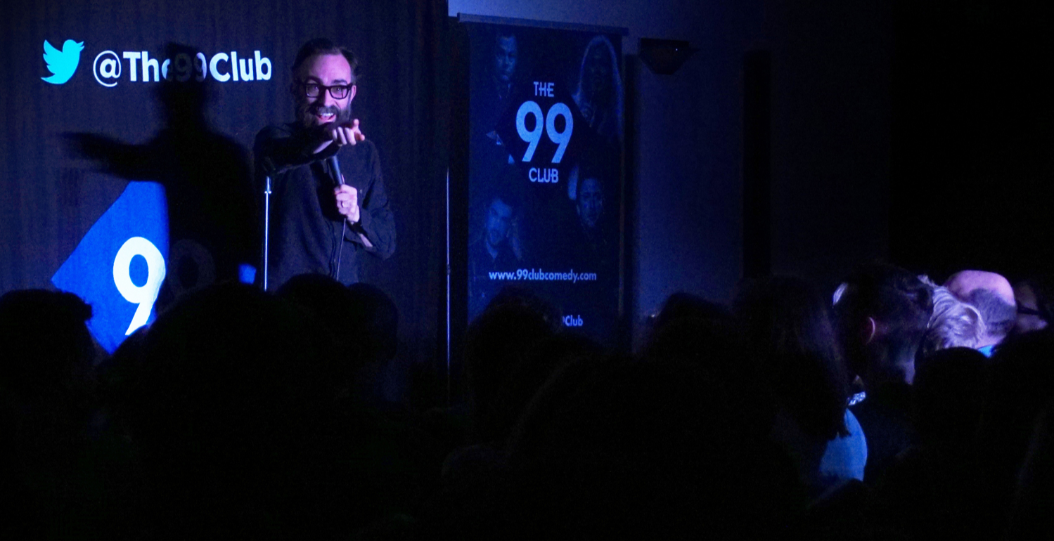 99 Comedy Club Covent Garden: Saturdays