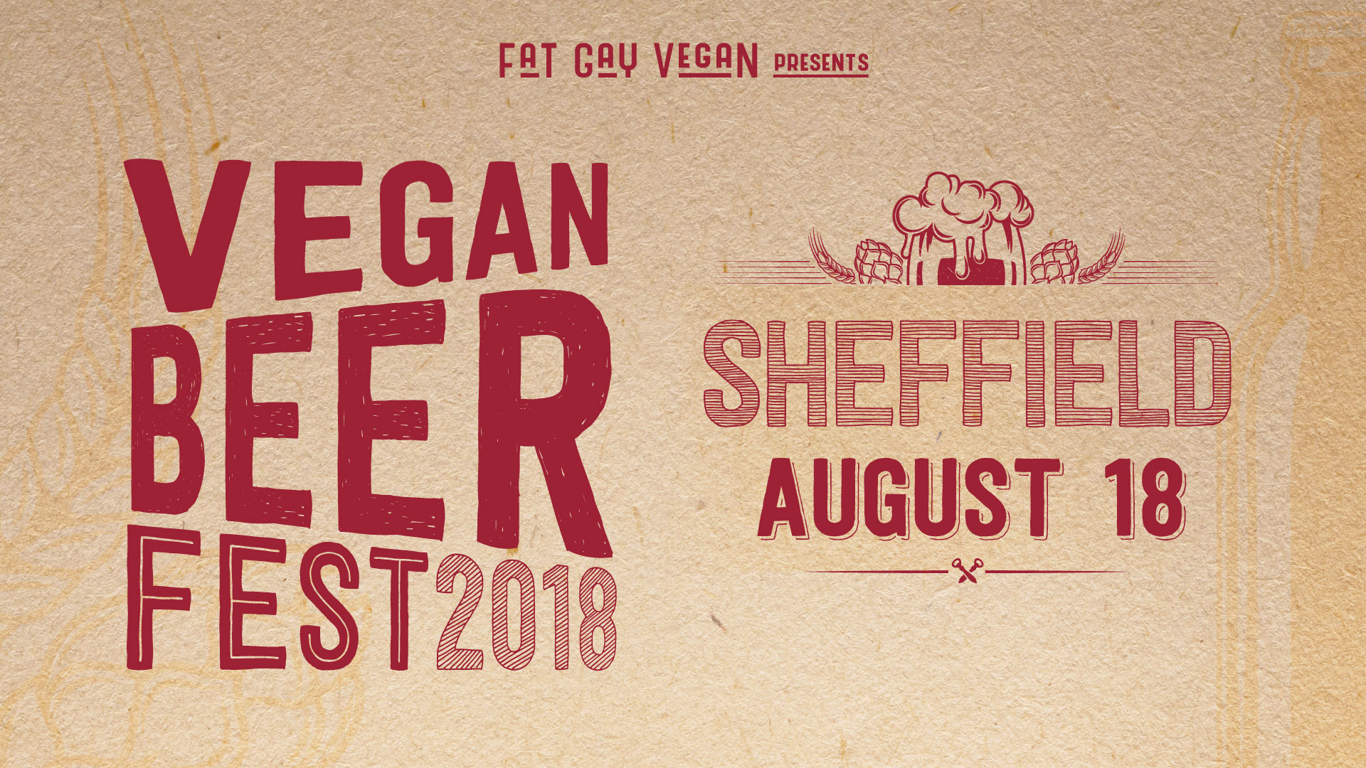 Sheffield Vegan Beer Fest