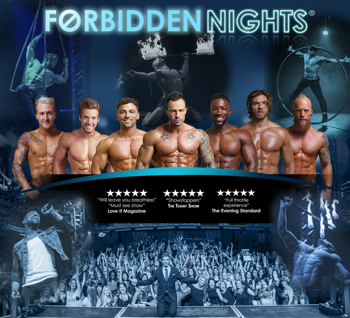 Forbidden Nights @ Infernos