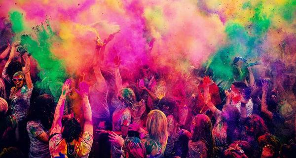 Holi Rave Festival